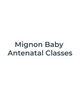 Mignon Baby Antenatal Classes